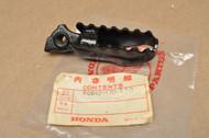 NOS Honda MR175 MT125 MT250 XL175 XL250 Z50 Left Foot Peg Step 50642-130-670