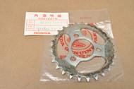 NOS Honda QA50 K0-K3 Rear Chain Drive Sprocket 41201-114-010
