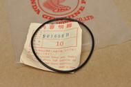 NOS Honda CA95 CB92 CL125 A SS125 Oil Filter Cover O-Ring 91305-200-020