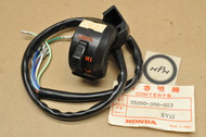 NOS Honda CT125 MT125 MT250 XL125 XL175 XL250 XL350 XL70 Light Hi Lo Dimmer Horn Switch 35200-358-003