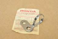 NOS Honda CT125 MT125 MT250 MR175 XL100 XL125 XL175 XL185 XL250 XL350 Front Brake Cable Guide B 45468-329-000