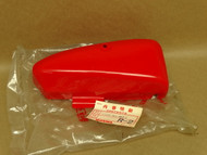 NOS Honda C110 CA110 Right Air Cleaner Side Cover Red 17220-011-000 C