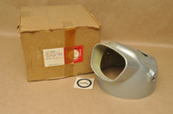 NOS Honda CA175 CL125 A SS125 Headlight Bucket Case in Silver 61301-230-681 T