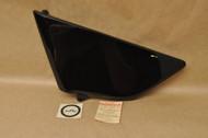 NOS Honda 1976-77 XL350 Left Side Cover Black 83640-385-000 ZB