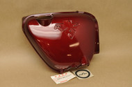 NOS Honda 1976 CB750 Right Oil Tank Side Cover 83700-341-701 ZB