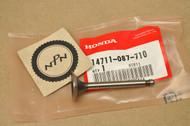 NOS Honda ATC70 C70 CT70 TRX70 Intake Valve 14711-087-710