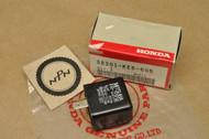 NOS Honda CT110 XL80 XL100 XL125 Turn Signal Flasher Relay 38301-KE6-605