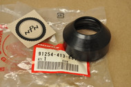 NOS Honda CB360 CB400 F CB400T CB450T CJ360 CL360 CM400 CM450 CX500 SL350 K1 TL250 Front Fork Dust Seal 91254-413-881