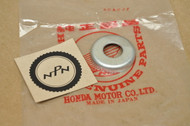 NOS Honda 1985-86 ATC250 R 1986-89 TRX250 R Swing Arm Dust Seal Cap 52144-HA2-005