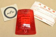 NOS Honda MR175 TL125 TL250 XR185 XR200 XR250 XR500 Tail Light Lens 33141-373-670