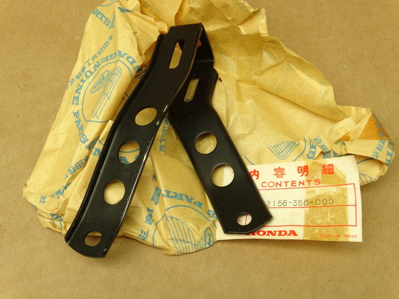 NOS Honda XL250 K1-K2 XL350 K0-K1 Chain Guide Guard 52156-356-000