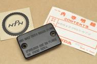 NOS Honda XL350 R XL600 R XR350 R XR500 R Master Cylinder Cap 45513-MG3-672