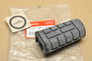 NOS Honda CMX450 VT1100 VT700 VT800 Foot Peg Rubber 50661-MK7-000