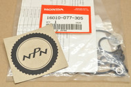 NOS Honda CT90 Trail 90 K1 Carburetor Gasket Kit Set 16010-077-305