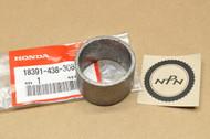 NOS Honda CB1100 F CB750 F CB900 F XL250 R XR200 R XR250 R XR350 R Muffler Gasket 18391-438-306