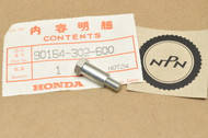 NOS Honda 1980-81 CR80 R Elsinore Number Plate Mount Bolt A 90164-302-600
