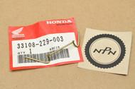 NOS Honda 1980 ATC185 FL250 Headlight Holder Spring 33108-229-003