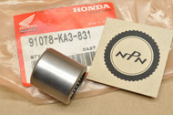 NOS Honda CR125 R CR250 R CR500 R Shock Absorber Needle Bearing 91078-KA3-831