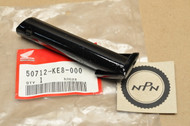NOS Honda CB1 CB750 CBR1000 F CBR600 F VF500 F VT500 F VTR250 Left Foot Peg Step Bar 50712-KE8-000
