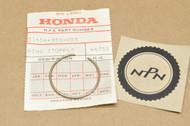 NOS Honda CR125 M CR250 M MR250 Front Fork Stopper Ring 51456-381-003