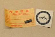 NOS Honda CB450 T CM450 CMX450 CX650 GL1500 GL650 VF1100 VF750 Valve Tappet Screw 90012-414-000