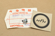 NOS Honda CX500 CX650 XL125 Cylinder Flange Bolt Screw  90002-MC7-000
