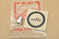 NOS Honda 1979-81 CR125 R 1978-81 CR250 R 1981 CR450 R Brake Rod Adjusting Nut 90339-430-000