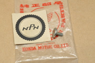 NOS Honda 1975-1978 CB750 F Rear Seat Cover Mount Bolt Screw 90012-392-000