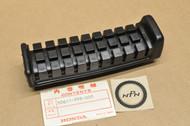NOS Honda 1980 ATC185 Foot Rest Step Peg Rubber 50661-958-000