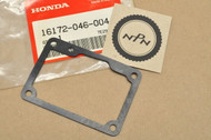 NOS Honda CM91 CT90 K0 Carburetor Float Bowl Chamber Gasket 16172-046-004