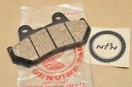 NOS Honda CB650 CB750 F CB900 F CBX CX500 GL1100 GL500 VT700 Front Brake Pad 45105-MK7-672
