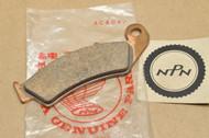 NOS Honda CR125 R CR250 R CR500 R XR250 R XR600 R Front Brake Pad B 45106-KS6-702