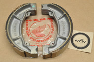 NOS Honda CH250 XL250 R Front Brake Shoe Set 45120-KG0-305
