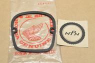 NOS Honda FT500 XL125 XL185 XL250 R XL500 Turn Signal Lens Gasket 33407-428-003