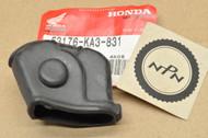 NOS Honda CR125 R CR250 R CR500 R CR80 R Right Handle Bar Brake Lever Cover 53176-KA3-831