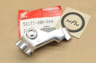 NOS Honda 1985 ATC250 ES TRX125 Left Handlebar Brake Lever Bracket Perch  53172-VM6-000