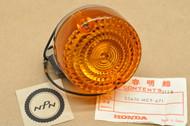 NOS Honda 1982-83 CB450 SC CM250 C Front Right Turn Signal 33650-MC9-671