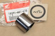 NOS Honda CH250 Elite NS250 Reflex XR600 R Exhaust Muffler Pipe Gasket 18391-MN1-670