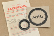 NOS Honda ATC250 R CR250 R CR450 R CR480 R MR250 MT250 TL250 XL250 XL350 Crank Case Oil Seal 91206-329-154