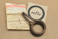 NOS Honda ATC90 ATC110 ATC125 CM91 CT200 CT110 CT90 Trail 90 ST90 TRX125 Fourtrax Gear Shift Change Return Spring 24651-033-010