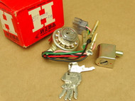 NOS Honda CB92 CA95 Key Ignition Switch & Lock Set 35010-202-305