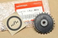 NOS Honda C70 TRX90 XR50 XR70 Z50 Cam Chain Guide Sprocket 25T 14670-GBJ-M30