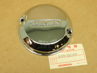 NOS Honda CB350 F CB400 F CB500 CB550  Engine Points Inspection Side Cover 30370-323-000
