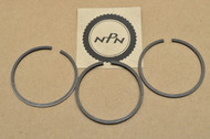 NOS Honda C100 C102 C110 Piston Ring Set 1.00 Oversize 13050-001-010