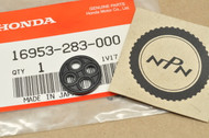 NOS Honda CB350 CB360 CB450 CL175 CL350 CL360 CL450 MR250 SL350 Fuel Gas Petcock Gasket 16953-283-000