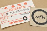 NOS Honda ATC200 ATC250 CB450 CB550 CB650 CB750 CB1000 CM450 CR80 CX650 FT500 GL650 GL1100 VF750 VF1100 XL185 XL250 XR200 O-Ring Gasket 91318-ME5-003