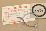 NOS Honda 1987 TRX350 1987-89 TRX350D Drive Shaft Boot Band Strap 42205-HA7-771