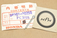 NOS Honda ATC70 C70 CB400 CT70 CT90 CX500 GL1000 GL1200 XL75 XL125 XL250 XR80 Z50 Cotter Pin 94201-30250