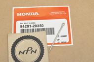 NOS Honda ATC110 C70 CB400 CB750 CM400 CR125 CR250 CX500 VF700 VF1100 VT500 VT750 XL250 XL600 XR250 XR500 Cotter Pin 94201-20350