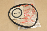 NOS Honda CB500 T Air Cleaner Breather Rubber Gasket 17406-375-000